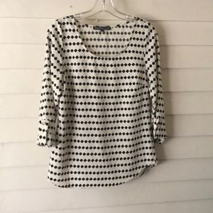 Brixton Ivy Top - Stitch Fix Blouse Size Small